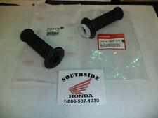 HONDA HANDLEBAR GRIP SET THROTTLE TUBE CRF230L XR250L XR650L  53140-MGW-305
