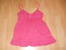 Miss Selfridge Pink Summer Top Size 10