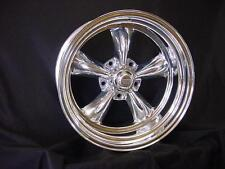 1) 15 X 12 AMERICAN RACING CUSTOM SHOP TORQ THRUST 2'S -FORD CHEVY MOPAR WHEELS