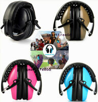 Baby Child Ear Muff Defenders 25DB Noise Reduction Earmuff Hearing Protection