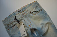 *467 NEU DRYKORN Damen Hüft Jeans Hose STYLE DETAIL   W28/L34
