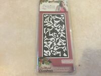 Crafter's Companion Entwined Holly Die Set Sara Signature - Christmas NEW