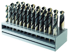 "MORSE CUTTING TOOL 18112 33Pc. Drill Set 1/2"" to 1"" x 64ths Made in USA"