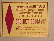 PLV POUR CAFE-TABACS  LILLE ROUBAIX