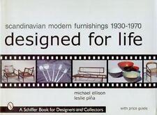Scandinavian Modern Furnishing, 1930-1970 Designed for Life