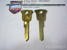 Key Blank for Vintage Mercury 1952 to 1956 ignition/door  (1127B)