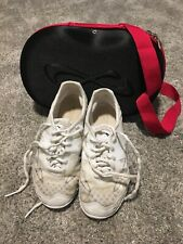 Nfinity Vengeance Cheer Shoes. Size 4.5. With Case.