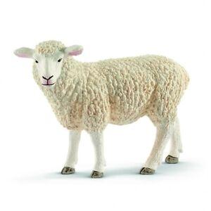Schleich 13882 Sheep 8 CM Series Farm Animal