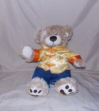 Build a Bear Workshop Patches Teddy Corduroy Champ Heart Stuffed Plush Clothes