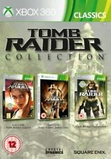 & Xbox 360 Tomb Raider Collection Legend Anniversary Underworld