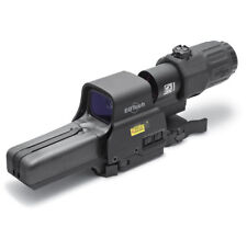 EOTech Holographic Hybrid Sight HHS III 518.2 Red Dot (2) + G33.STS 3x Magnifier