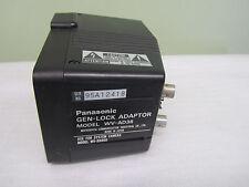 PANASONIC GEN-LOCK POWER SUPPLY ADAPTOR WV-AD36 for WV-D5100, 5000, 5100 HS