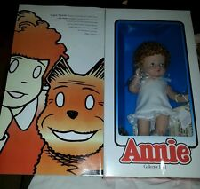"VHTF Robert Tonner Effanbee ANNIE Collector Doll. 14"" NRFB."