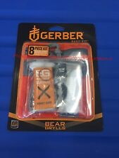 Gerber Bear Grylls Basic Survival Kit! Outdoor Survivor Camping Backpacking