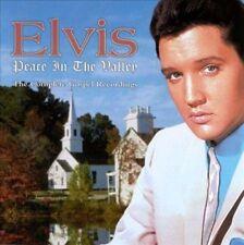 ELVIS PRESLEY CD - PEACE IN THE VALLEY: COMPLETE GOSPEL RECORDINGS [3 DISCS] NEW
