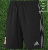 Denmark Training Shorts - Official Adidas Football Shorts - Mens All Sizes