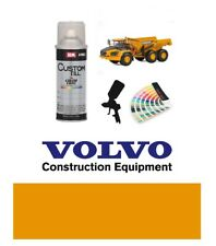 Volvo ADT Dump Truck Yellow Paint High Endurance Enamel Paint 400ml Aerosol
