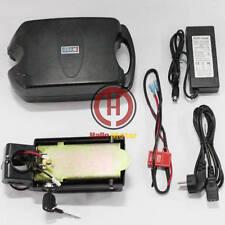 Risunmotor 36V 14.5AH Li-ion Seatpost Ebike Battery Panasonic Cell Akku Li-po