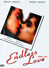 Endless Love (1981) Brooke Shields DVD *NEW