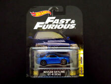 Mattel Nissan Fast & Furious Diecast Vehicles