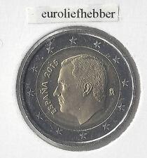 Spanje           2  Euro  2015   UNC   Het betreft de normale 2 Euro