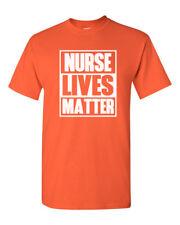 Nurse Lives Matter T-Shirt Against Police Violence Tee Shirt Utah Salt Lake City
