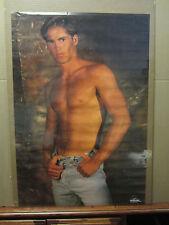 vintage Frankie B. Poster hot guy  5377