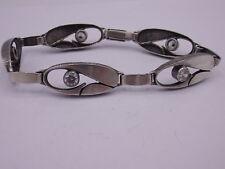 Sten & Laine Armband Silber 925 punziert Finnland um 1988 #1