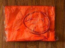 17' Windsock for Paragliding and Paramotoring (PPG) Orange