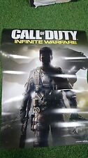 CALL OF DUTY INFINITE WARFARE / MODERN WARFARE REMASTERED POSTER - DOUBLE-SIDED