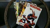 Deadpool #19-24 lot of 6 NM Cond marvel comics Hit Monkey