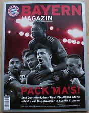 FC Bayern München - Bayern Magazin - 14.68 - BVB + Real Madrid - 2016/17