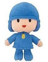 "Pocoyo Cartoon TV Story Character Blue Boy Plush Toy Stuffed Animal Soft Doll 6"""
