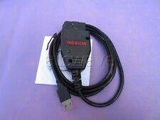 VAG K+CAN Commander ECU obd2 Diagnostic Scanner tool COM cable For VW Audi Skoda