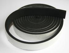 Marine Neoprene Seal Hatch Tape 3M x 19mm x 6mm Black