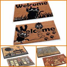 Zerbino da esterno in cocco zerbini per ingresso cane gatto tappeto tappeti
