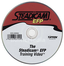 STEADICAM EFP TRAINING DVD WORKSHOP SCHWEBESTATIV