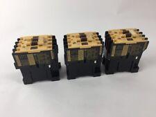 Lot Of 3 Allen Bradley 700-F400A1 Ser B Contactor HA473 Coil 120V 50/60Hz