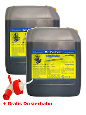 Felgenwäsche für sehr Starke Verschmutzungen 2x 10 L + Ablasshahn