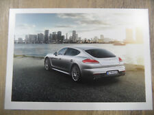 PORSCHE Postkarte postcard Panamera Turbo Executive Nr. 2  SR318