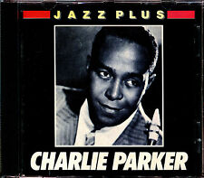 CHARLIE PARKER - JAZZ PLUS - LIVE RECORDING - CD ALBUM [731]