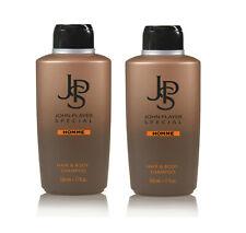 John Player Special HOMME Hair & Body Shampoo 2 x 500 ml & Handtuch Angebot !