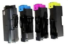 4x tóner para Kyocera fs-c5250dn fs-c2026 fs-c2126 fs-c2526 MFP / tk-590 K /C /M