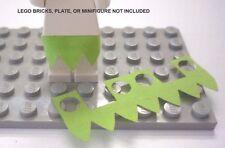 CUSTOM Tinkerbell Green Skirt LEGO 71040 Disney Castle Minifigure Tinker Bell
