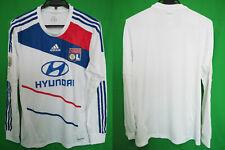 2012-2013 Olympique Lyonnais Lyon Player Formotion Jersey Shirt Maillot L/S L