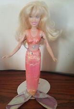 H2O Just Add Water Rikki Doll Mermaid Used