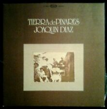 JOAQUIN DIAZ - Tierra De Pinares - SPAIN LP Movieplay 1979 - Como Nuevo / NM