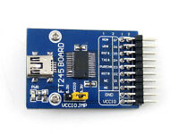 FT245 USB FIFO Board (mini) USB to Parallel FIFO Module with FT245 Chip Onboard