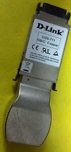 D-LINK DGS-711 Gigabit GBIC Copper