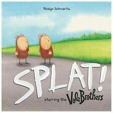 New Splat!: Starring the Vole Brothers 9781771470094